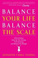 Balance Your Life  Balance the Scale