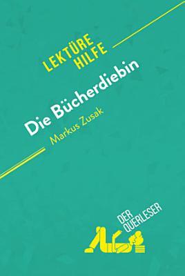 Die B  cherdiebin von Markus Zusak  Lekt  rehilfe  PDF