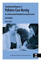 Fundamental Aspects of Palliative Care Nursing 2nd Edition PDF