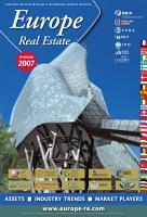 Europe Real Estate Yearbook 2007 PDF