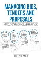 Managing Bids  Tenders and Proposals PDF