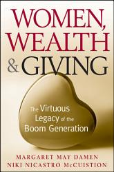Women Wealth And Giving Book PDF