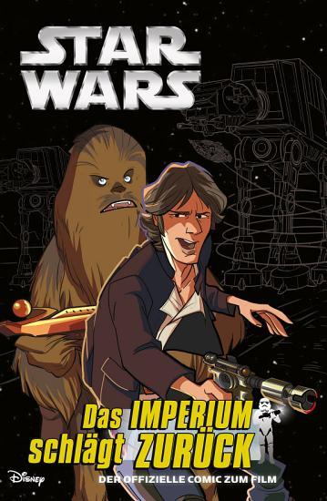 Star Wars   Das Imperium schl  gt zur  ck Graphic Novel PDF