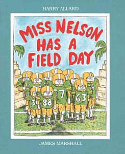 Miss Nelson Has a Field Day Book