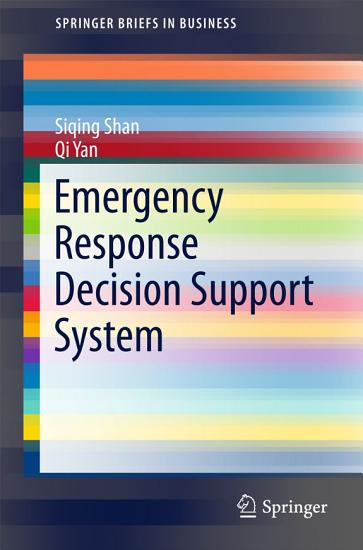 Emergency Response Decision Support System PDF