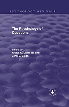 The Psychology of Questions PDF