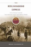 The Berlin Baghdad Express PDF