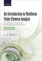 An Introduction to Nonlinear Finite Element Analysis PDF