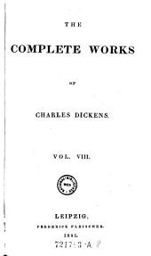 Master Humphrey's Clock ; Vol. II: Volume 8