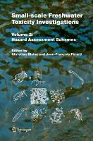 Small scale Freshwater Toxicity Investigations PDF