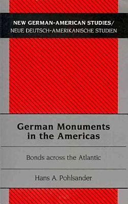 German Monuments in the Americas