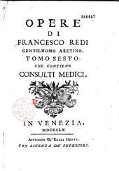 Opere di Francesco Redi