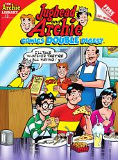 Jughead & Archie Comics Double Digest #13