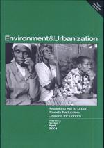 Rethinking Aid to Urban Poverty Reduction