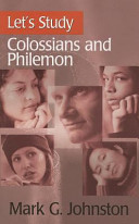 Let s Study Colossians and Philemon PDF