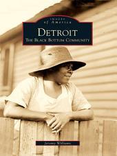 Detroit:: The Black Bottom Community