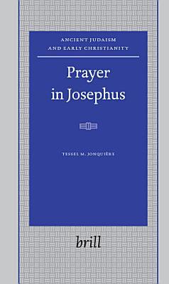 Prayer in Josephus