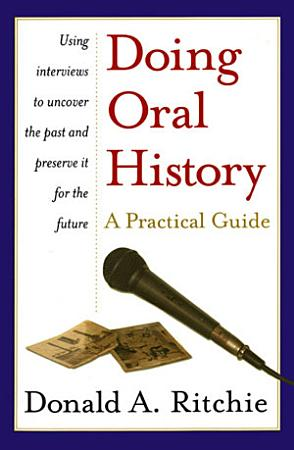 Doing Oral History PDF