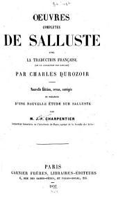 Oeuvres complètes de Salluste