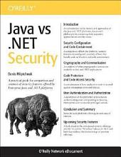 Java Vs. .NET Security
