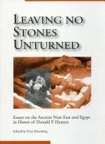 Leaving No Stones Unturned