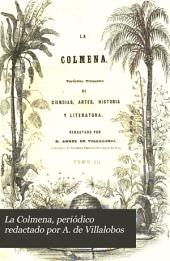 La Colmena, periódico redactado por A. de Villalobos: Volume 2