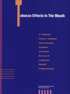 Tobacco Effects In The Mouth