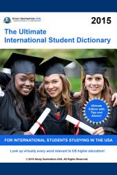 The Ultimate International Student Dictionary