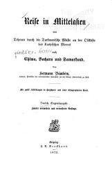 Reise in Mittelasien PDF