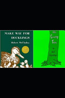 Make Way For Ducklings And The Giving Tree Book PDF
