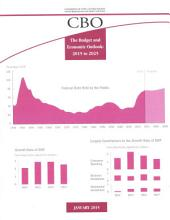 Budget and Economic Outlook 2015-2025: Report to the Senate & House Committee on the Budget Annual Report
