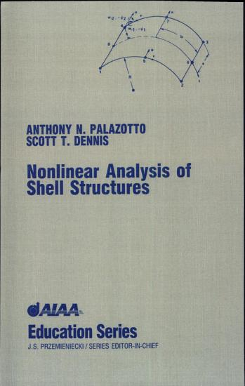 Nonlinear Analysis of Shell Structures PDF