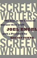 Screenwriters on Screen Writing PDF