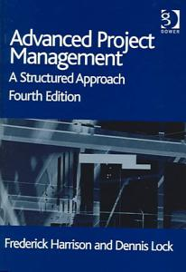 Advanced Project Management Book