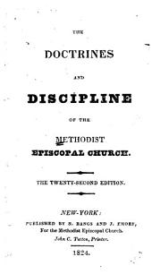 Doctrines and discipline of the Methodist Episcopal church