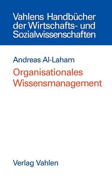 Organisationales Wissensmanagement PDF