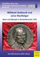 Willibald Gebhardt und seine Nachfolger PDF