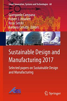 Sustainable Design and Manufacturing 2017 PDF