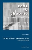 The Self as Object in Modernist Fiction PDF