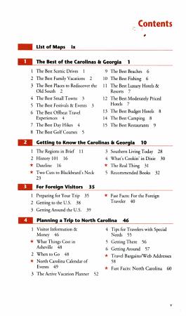Frommer s The Carolinas   Georgia PDF