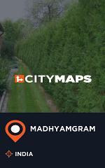 City Maps Madhyamgram India