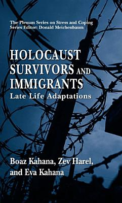 Holocaust Survivors and Immigrants PDF