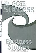 Gcse Success Workbook Business Std