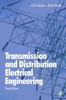 Transmission and Distribution Electrical Engineering PDF