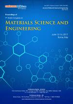 Proceedings of 9th World Congress on Materials Science and Engineering 2017