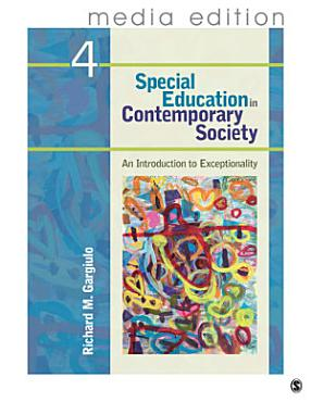 Special Education in Contemporary Society  4e    Media Edition PDF