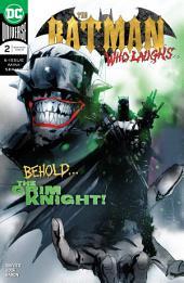 The Batman Who Laughs (2018-) #2