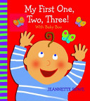 My First One Two Three With Baby Boo Book PDF