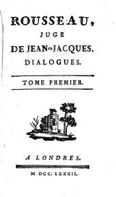 Dialogues: Volume1