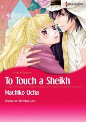 TO TOUCH A SHEIKH: Harlequin Comics